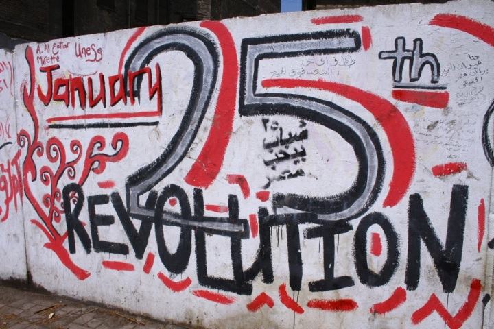 from football to facebook?: the long road to revolution inEgypt